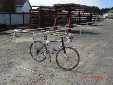 Cycle Support Stands